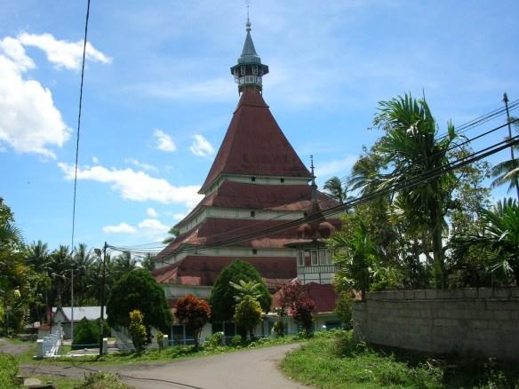 Surau Limo Kaum, Batu Sangka, Sumatera Barat. Gambar dari google